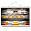 Tennessee Volunteers - Checkerboard Neyland - College Wall Art #Hanging Canvas