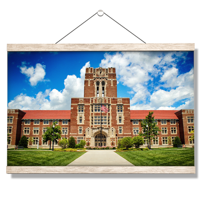 Tennessee Volunteers - Ayres Color - College Wall Art #Hanging Canvas