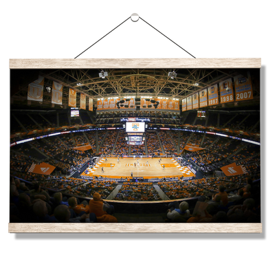 Tennessee Volunteers - Lady Vols Thompson-Boling - College Wall Art #Hanging Canvas