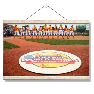 Tennessee Volunteers - WCWS - College Wall Art #Hanging Canvas