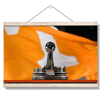 Tennessee Volunteers - BaB Trophy - College Wall Art #Hanging Canvas