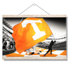 Tennessee Volunteers - Tennessee Pride - College Wall Art #Hanging Canvas