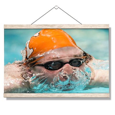 Tennessee Volunteers - Swim - College Wall Art #Hanging Canvas