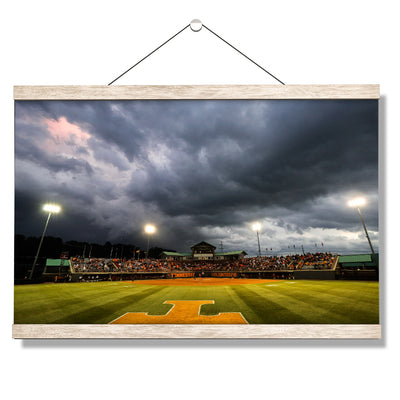 Tennessee Volunteers - Lady Vol Softball - College Wall Art #Hanging Canvas
