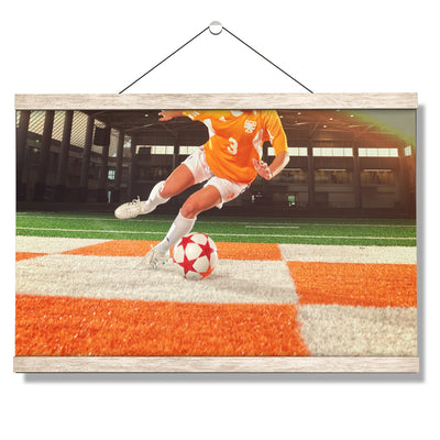 Tennessee Volunteers - Lady Vols Soccer - College Wall Art #Hanging Canvas
