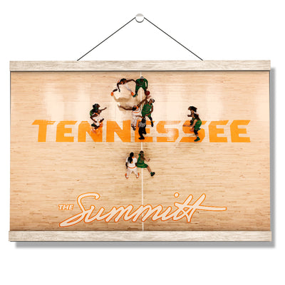 Tennessee Volunteers - The Summitt - College Wall Art #Hanging Canvas