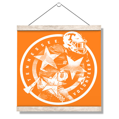 Tennessee Volunteers - Tennessee Volunteers - College Wall Art #Hanging Canvas