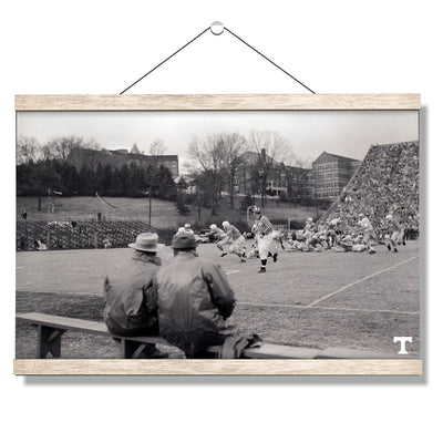 Tennessee Volunteers - Vintage Vols Game - College Wall Art #Hanging Canvas