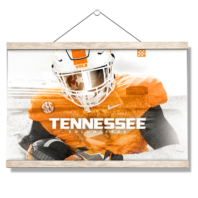 Tennessee Volunteers - 2018 Vols - College Wall Art #Hanging Canvas