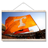Tennessee Volunteers - T Flags - College Wall Art #Hanging Canvas