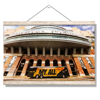 Tennessee Volunteers - Neyland Stadium My All - College Wall Art #Hanging Canvas
