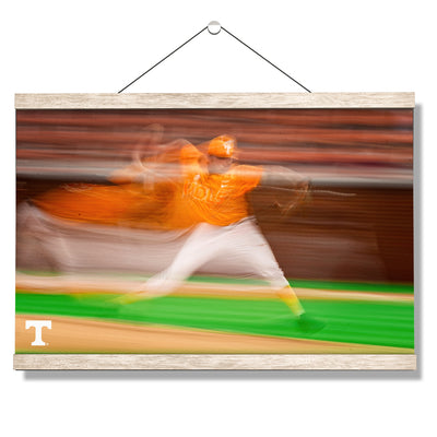 Tennessee Volunteers - Vols Baseball - College Wall Art #Hanging Canvas