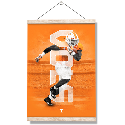 Tennessee Volunteers - Vols 2019 - College Wall Art #Hanging Canvas