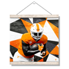 Tennessee Volunteers - Vols Run 2020 - College Wall Art #Hanging Canvas