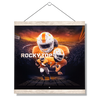Tennessee Volunteers - Rocky Top Sunset - College Wall Art #Hanging Canvas