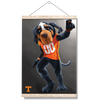 Tennessee Volunteers - Smokey - College Wall Art #Hanging Canvas
