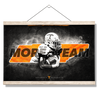 Tennessee Volunteers - More Steam - College Wall Art #Hanging Canvas