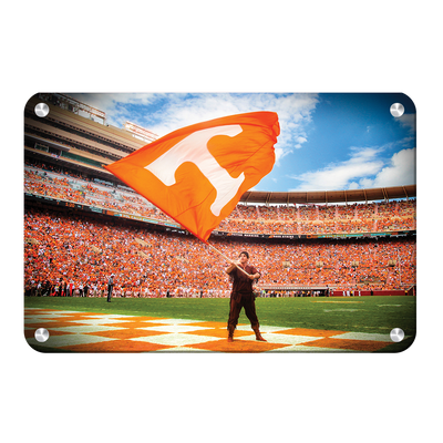 Tennessee Volunteers - Volunteer - College Wall Art #Metal