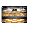 Tennessee Volunteers - Checkerboard Neyland - College Wall Art #Metal