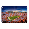 Tennessee Volunteers - Checkerboard Sunset - College Wall Art #Metal