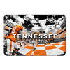 Tennessee Volunteers - Running Through the T Nike - College Wall Art #Metal