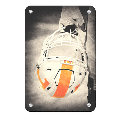 Tennessee Volunteers - Warrior Smokey Orange - College Wall Art #Metal