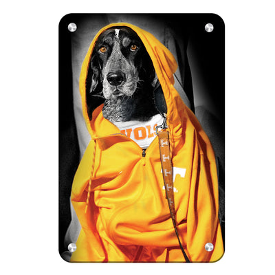 Tennessee Volunteers - Smokey Hood - College Wall Art #Metal