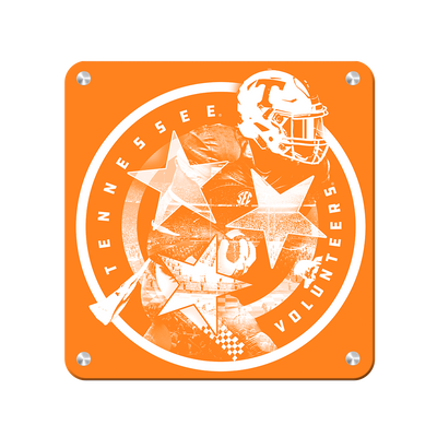 Tennessee Volunteers - Tennessee Volunteers - College Wall Art #Metal