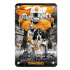 Tennessee Volunteers - This is Tennessee - College Wall Art #Metal