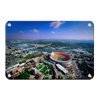 Tennessee Volunteers - Aerial Neyland on the Tennessee River - College Wall Art #Metal