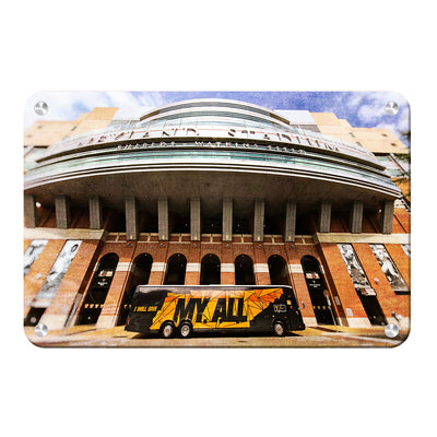Tennessee Volunteers - Neyland Stadium My All - College Wall Art #Metal