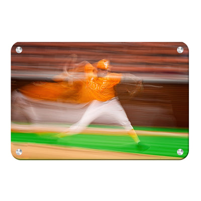Tennessee Volunteers - Vols Baseball - College Wall Art #Metal