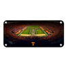Tennessee Volunteers - Tennessee T Pano - College Wall Art #Metal