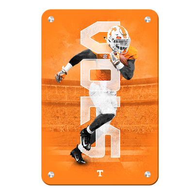 Tennessee Volunteers - Vols 2019 - College Wall Art #Metal