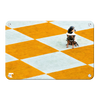 Tennessee Volunteers - Checkerboard Smokey - College Wall Art #Metal