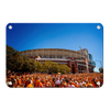 Tennessee Volunteers - Orange Swarm - College Wall Art #Metal