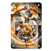 Tennessee Volunteers - Football Time - College Wall Art #Metal