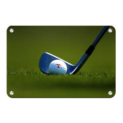 Tennessee Volunteers - Tennessee Golf - College Wall Art #Metal