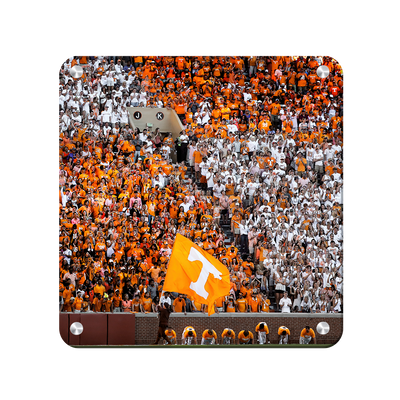 Tennessee Volunteers - Tradition - College Wall Art #Metal