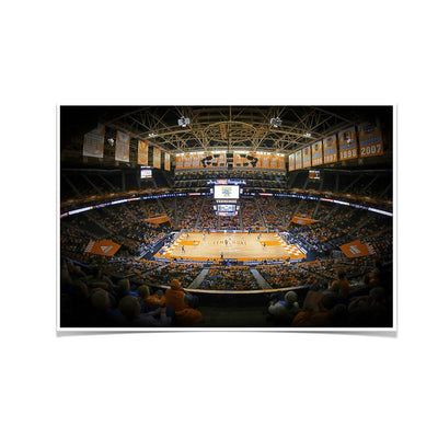 Tennessee Volunteers - Lady Vols Thompson-Boling - College Wall Art #Poster