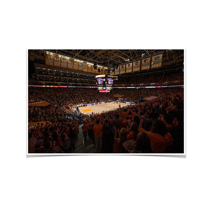 Tennessee Volunteers - Thompson-Boling B Ball - College Wall Art #Poster