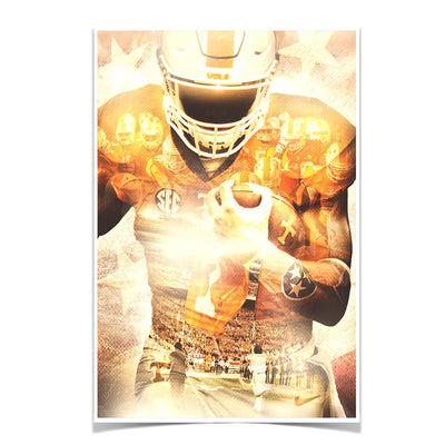 Tennessee Volunteers - Ultimate Vol - College Wall Art #Poster