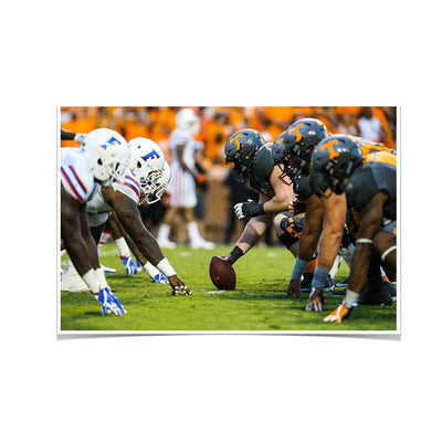 Tennessee Volunteers - Florida Showdown - College Wall Art #Poster