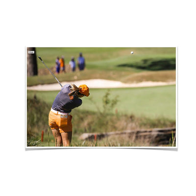 Tennessee Volunteers - Lady Vols Golf - College Wall Art #Poster