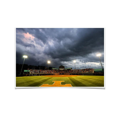 Tennessee Volunteers - Lady Vol Softball - College Wall Art #Poster