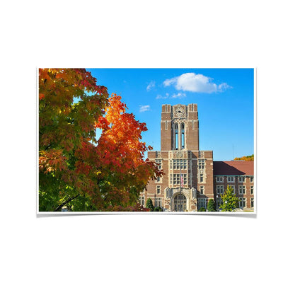 Tennessee Volunteers - Ayres Fall - College Wall Art #Poster