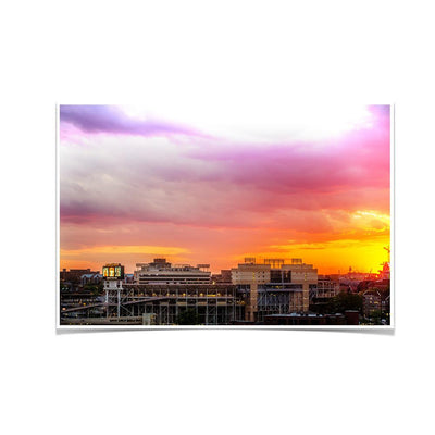 Tennessee Volunteers - Dynamic Neyland - College Wall Art #Poster