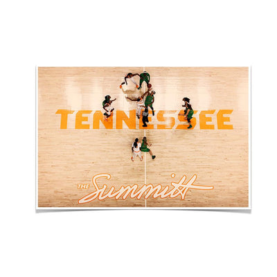 Tennessee Volunteers - The Summitt - College Wall Art #Poster