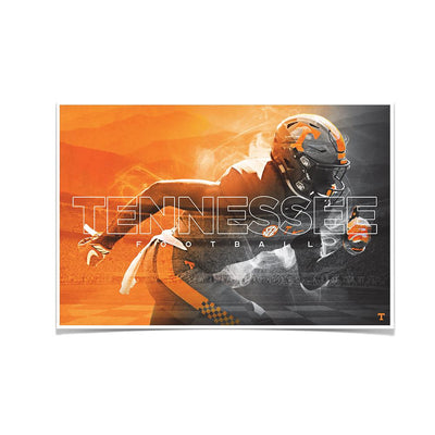 Tennessee Volunteers - Smoke You - College Wall Art #Poster