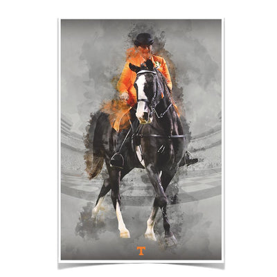 Tennessee Volunteers - TN Walking Horse - College Wall Art #Poster